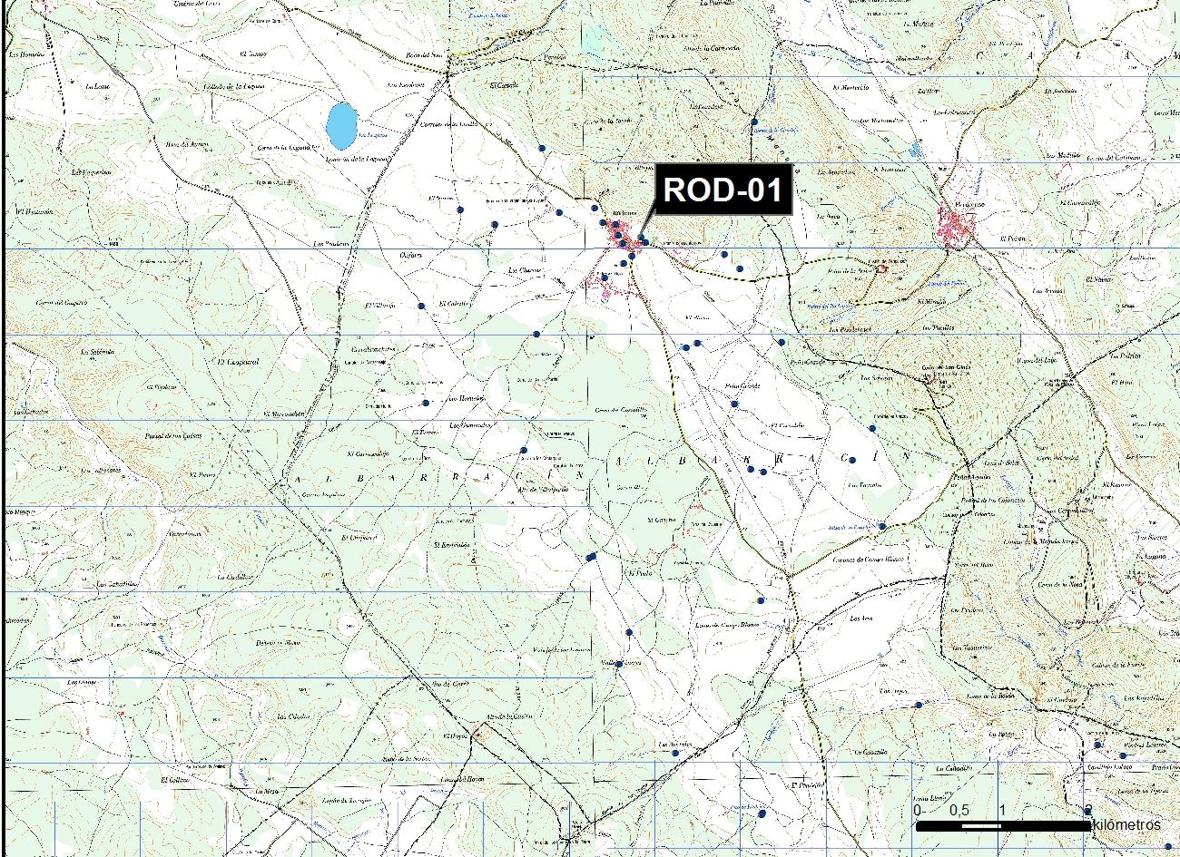 ROD_01_M.V.LOZANO_ ISILLA_MAP.TOPO 1