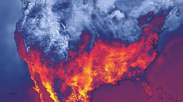 NOAA's Latest High Resolution Weather Model