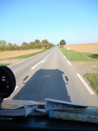 Onderweg naar Burtoncourt