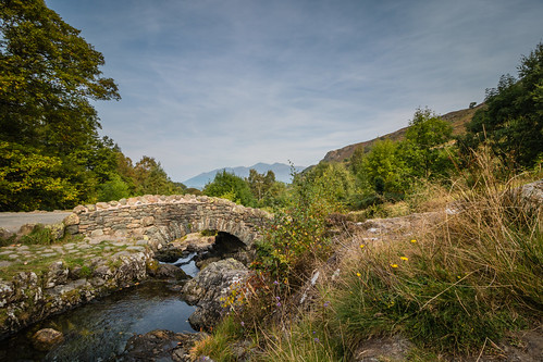 Ashness Bridge | by #96