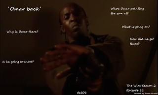 Omar Back Episode Poster