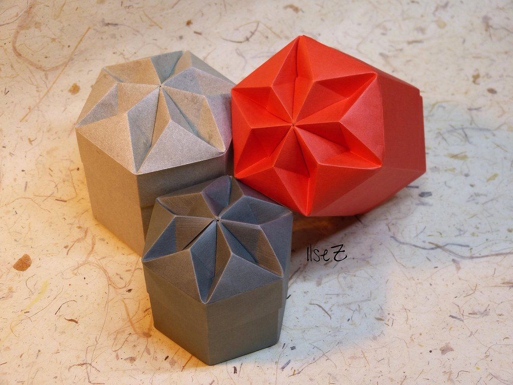 "diamant box"" by tomoko fuse | by esli24  """