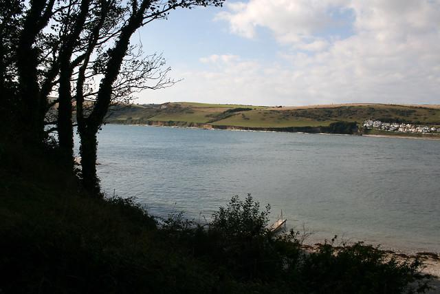 View from Looe Island