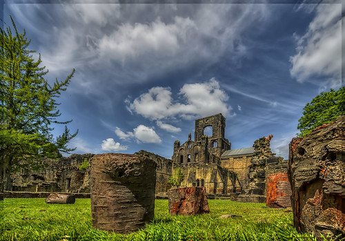 Ruins of Kirkstall Abbey