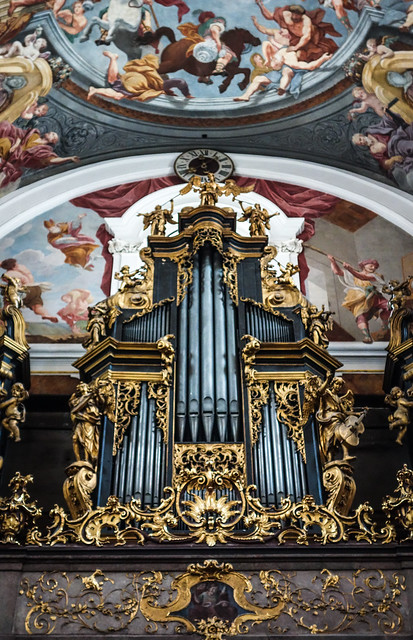 Organ, Cathedral