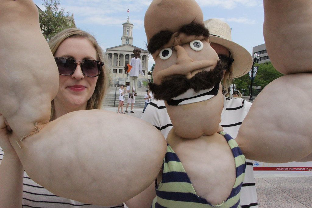 2016 Nashville International Puppet Festival