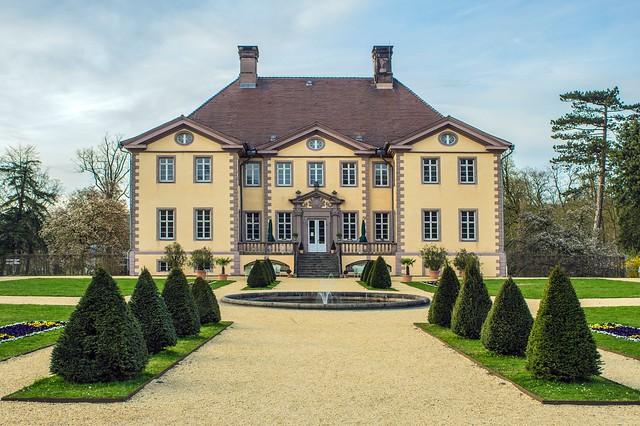 Schloss Schieder 3 Vorderseite