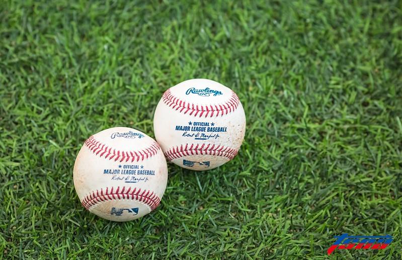棒球。(資料照。特派記者侯禕縉/首爾拍攝)