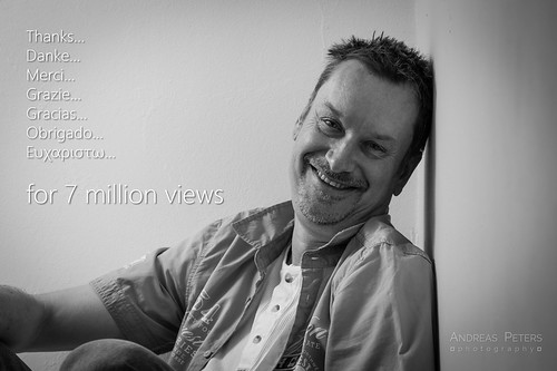 7millionviews million views danke thanks grazie gracias merci obrigado portrait blackandwhite schwarzweiss schwarz weiss black white monochrome sony alpha sonyalpha 99markii 99ii 99m2 a99ii ilca99m2 slta99ii sigma24105mmf4dghsmart sigma 24105mm art amount andreaspeters