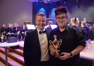 Elias Hellman - Vinnare av solistpriset i grupp 2