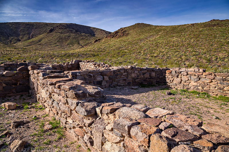 Fort Piute Ruins