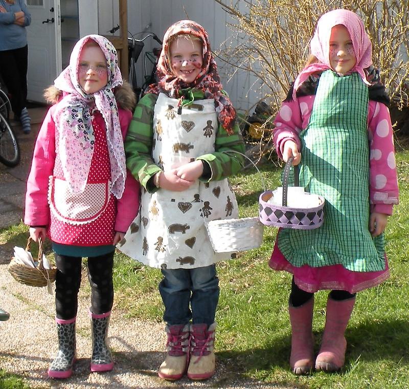 Easter witches - påskkärringar