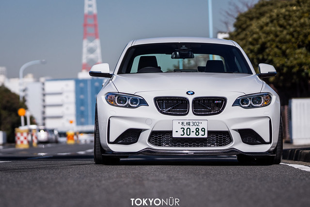 The Highly Advanced Civilization // Sumeru BMW M2 F87