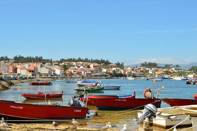 Arousa Island - Galicia (Spain)