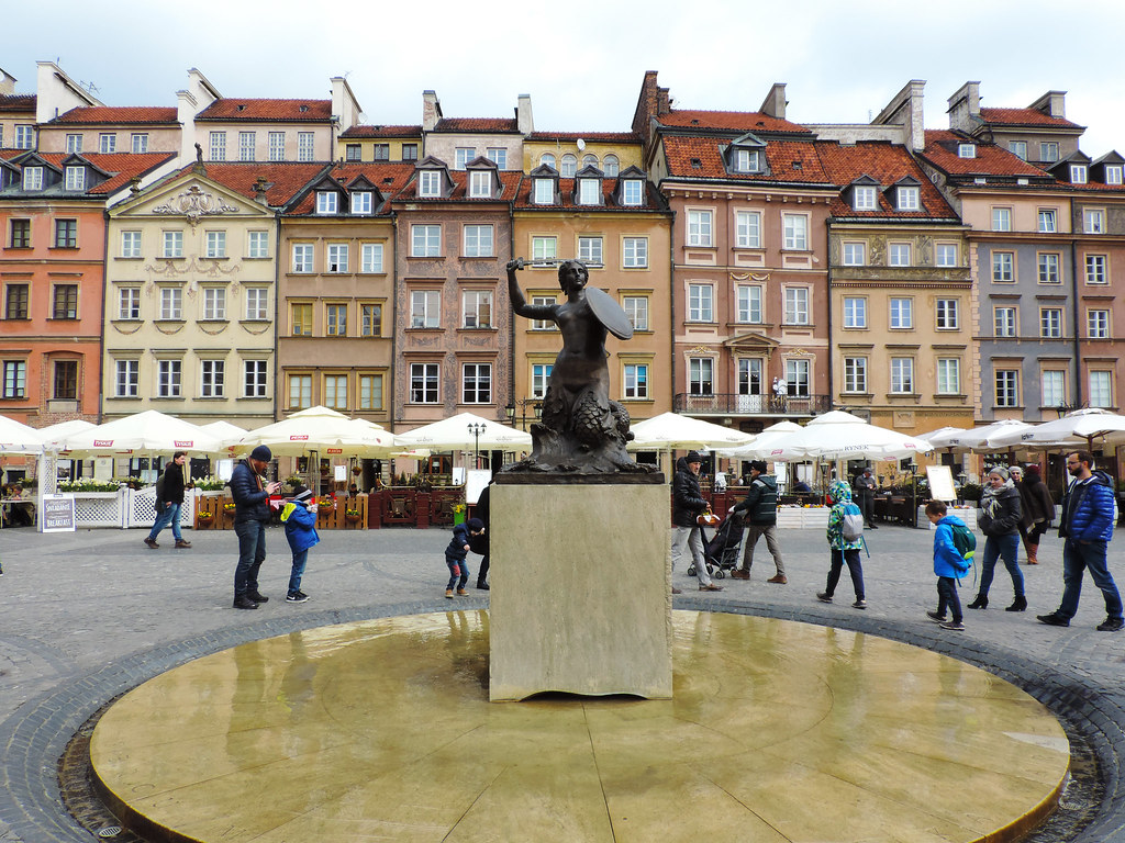 Our Favorite European Old Towns: Warsaw, Poland