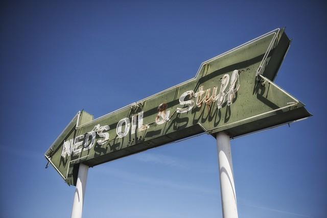Route 66, Rialto, California