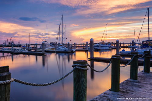 travel sunset usa tourism clouds sailboat marina sunrise evening harbor boat dock colorful unitedstates florida dusk relaxing peaceful destination serene fernandinabeach attraction ameliaisland northeastflorida