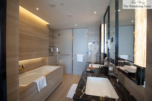 Bathroom at Club Room View