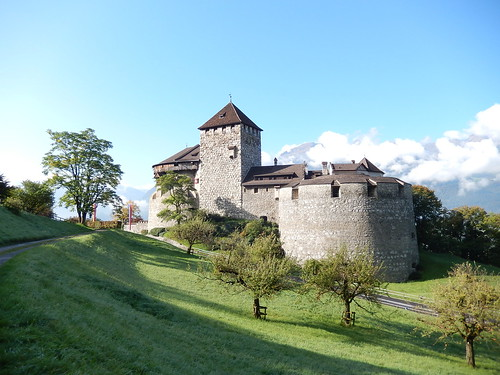 Vaduz - Schloss - 3