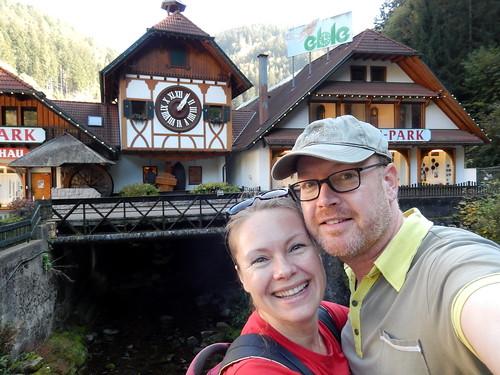 Triberg - grootste koekoeksklok
