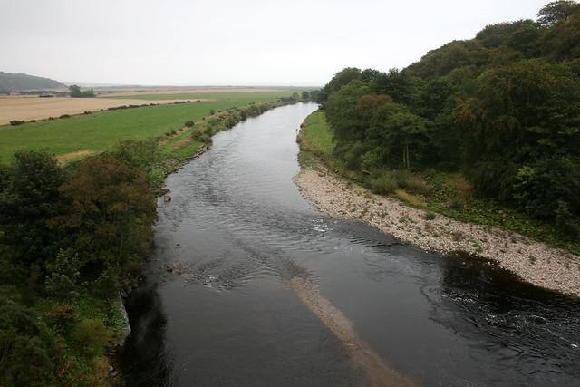 The River North Esk