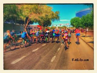 Tour de Fat Tempe finish