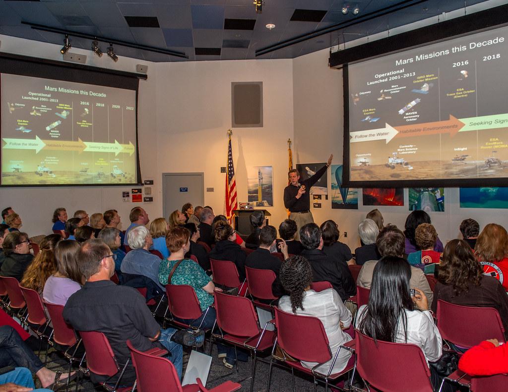 James Green, NASA Planetary Science Division Director | Flickr