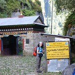 26-Entrada al PN Sagarmatha