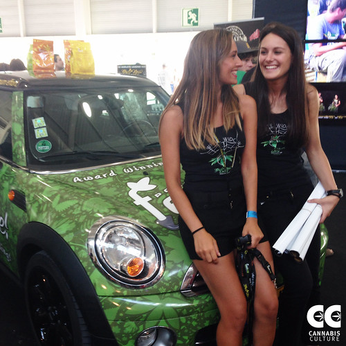 Expogrow 2014 in Irun, Spain | by Cannabis Culture