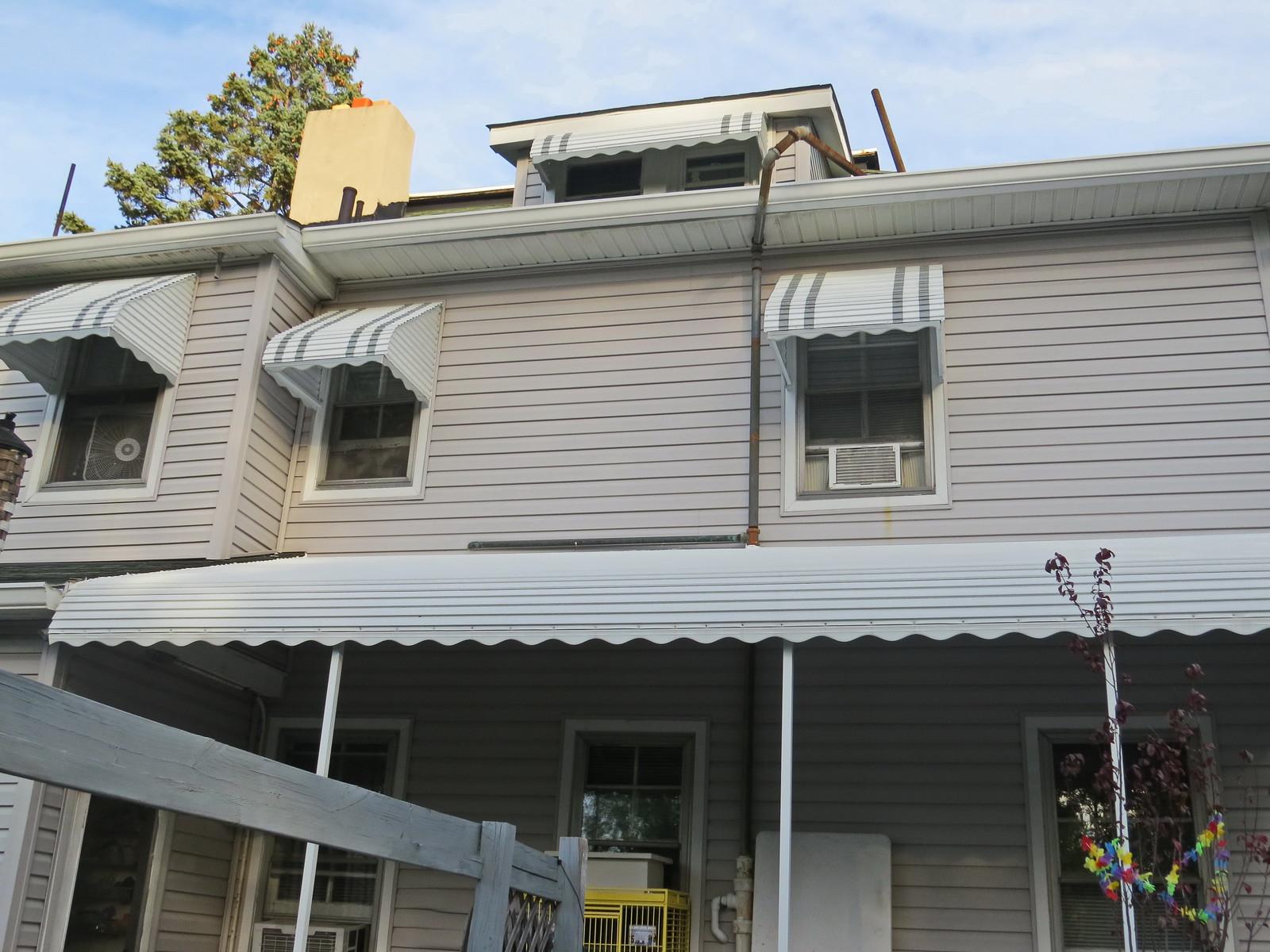 Aluminum Porch Awning