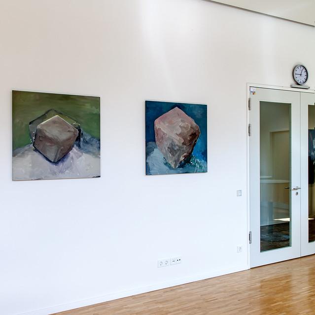 Cubic Worlds III - Christoph Kern. VKU, Berlin. Fotos:©Cordia Schlegelmilch