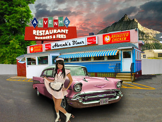Scenic 50's Diner | by thegreatexperimentalaccount