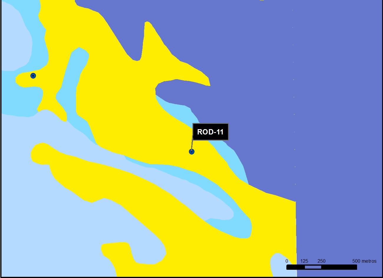 ROD_11_M.V.LOZANO_ POZO VILLARPARDO_MAP.GEOL