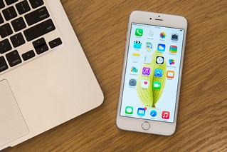 iPhone 6+ Screen   by omarjordanf