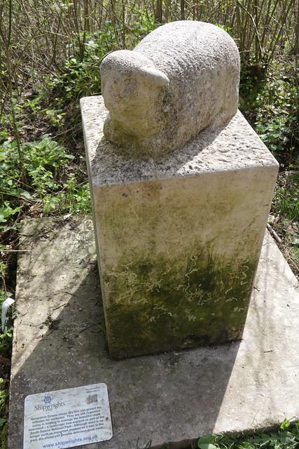 Sheep Sculpture, QECP