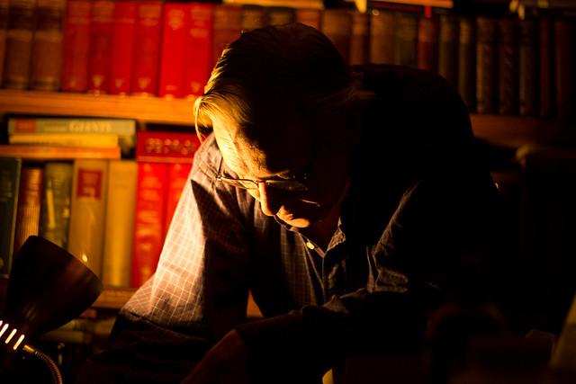 Light in the dark - Foto: Mauro Ventura