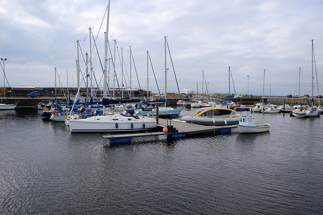 The Harbour at Nairn