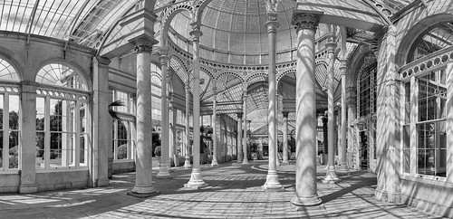 simonandhiscamera syon syonhousepark syonpark syonhouse indoor conservatory greatconservatory monochrome blackandwhite architecture building glass dome window sunlight shade shadow bw white brentford geometric gardens highkey iconic isleworth london lines light middlesex metal round