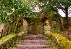 Rivington Terraced Gardens - HDR