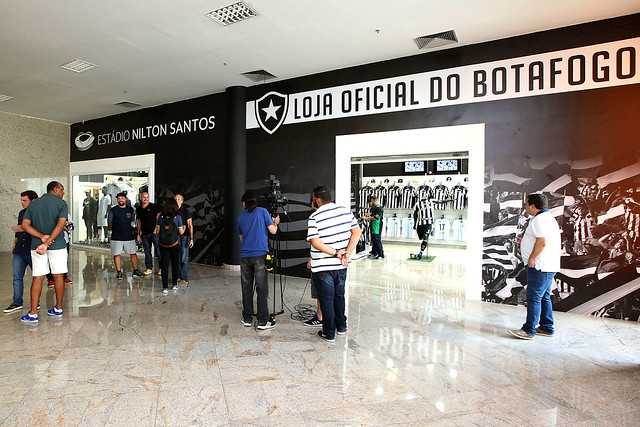 Tour do Estádio Nilton Santos