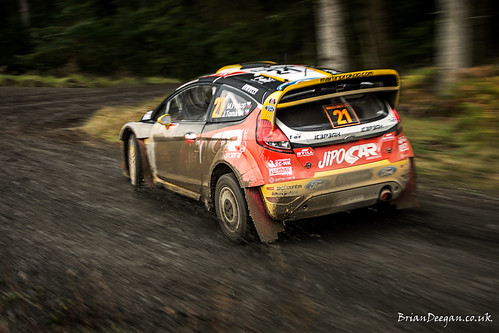 Ford Fiesta WRC | by Deego