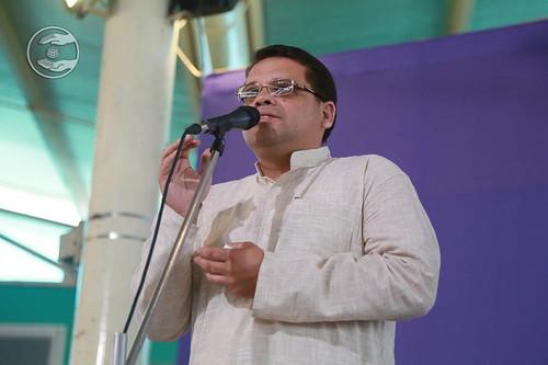Sunil Bhatnagar from Jawahar Park, Delhi, expresses his views