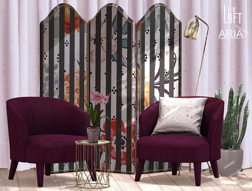 The Loft & Aria @ Bloom - Odeletta Set | by Colleen Desmoulins / Loft & Aria
