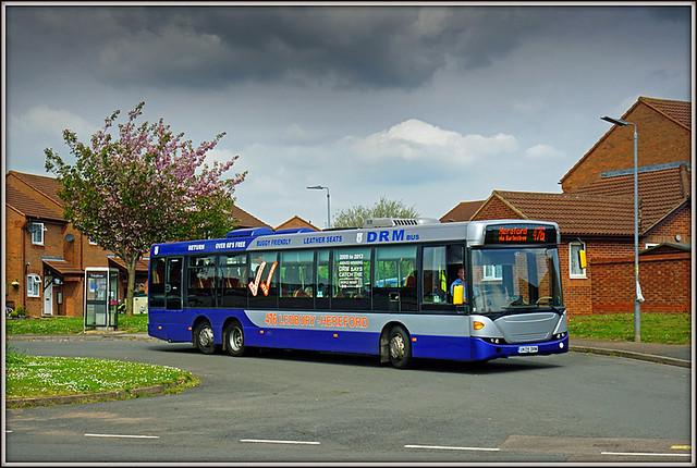 UK09 DRM, Biddolph Way, Ledbury