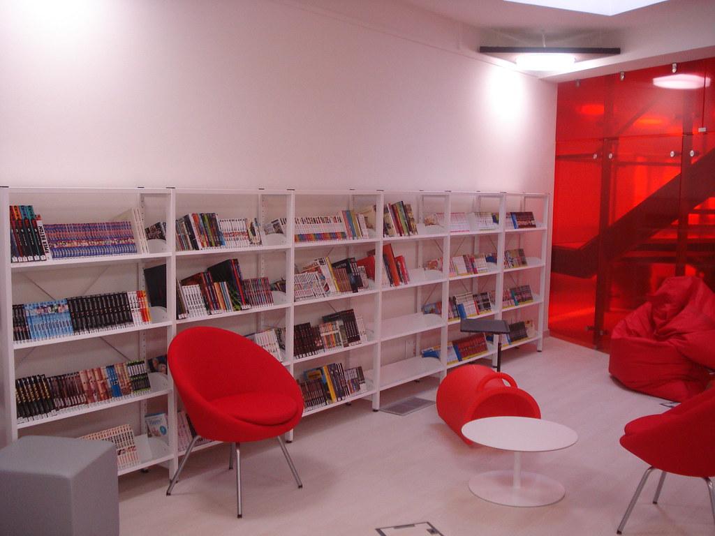 BD et Manga.10 @ Médiathèque de Moulins Communauté