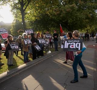 Don't Attack Iraq 02