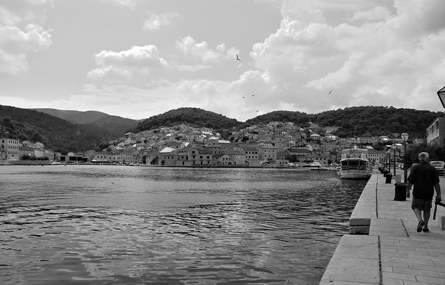 Pučišća, island of Brač