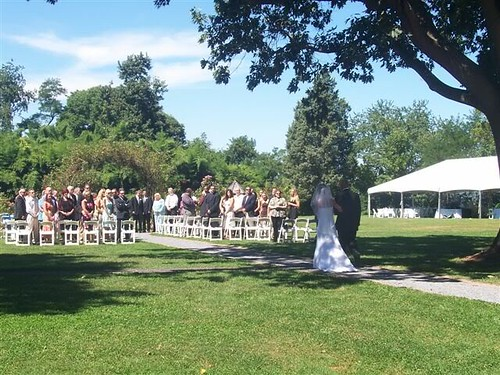 Summer Wedding at Greenwell State Park, Hollywood, MD