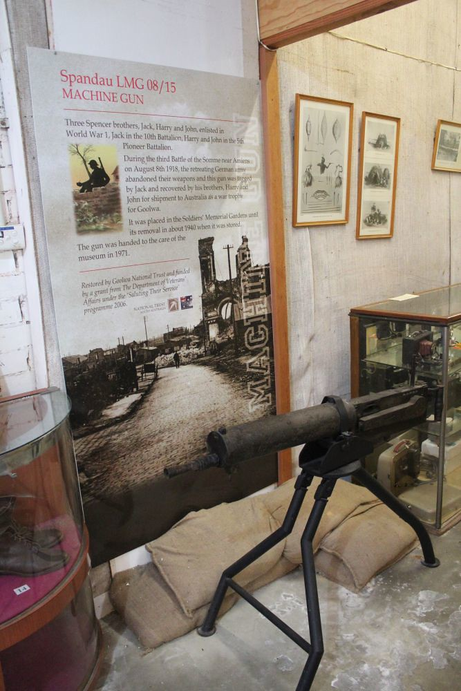 Goolwa National Trust History Centre | South Australian