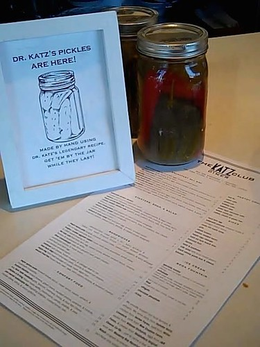 Dr. Katz's Pickles | by I-Open